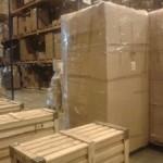 Пеллетные склады GRANDEG